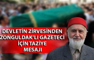 Zonguldaklı ünlü gazeteci yazar vefat etti