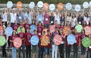 Zonguldaklı ilkokul öğrencileri YGA Liderlik ve...