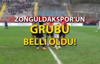 Zonguldakspor'un grubu belli oldu!