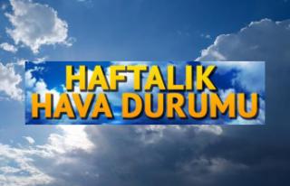 Zonguldak'ta yeni haftada hava nasıl olacak? İşte...