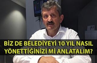 Ak Parti'den CHP'nin 'belediye başkanı'...