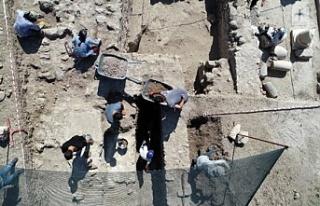 Antik çağın hac merkezinde kazı. 1800 yıllık...