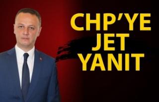 Belediye Başkanı'ndan CHP'nin eleştirilerine...