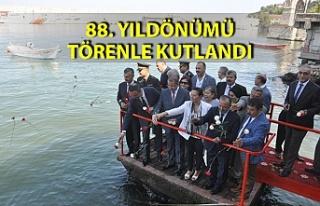 Gazi Mustafa Kemal Atatürk'ün Zonguldak'a ayak...