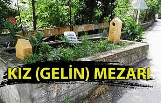 Kız (Gelin) mezarı
