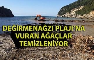 Kozlu Belediyesi sel yaralarını sarıyor...