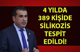 Milletvekili Demirtaş: ''4 yılda 389 kişide...