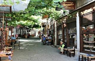 Safranbolu'daki lokumcunun isyanı