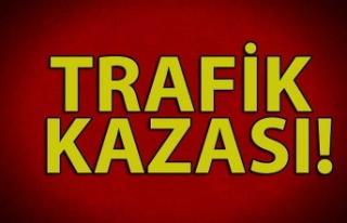 TRAFİK KAZASI!