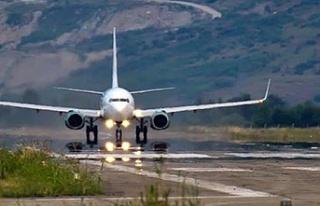 Zonguldak Havalimanı'nda temmuzda kaç yolcu...