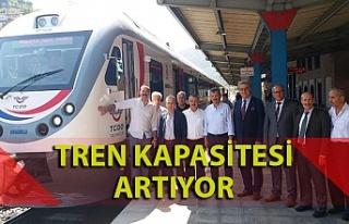 Zonguldak-Karabük treninin kapasitesi artırılıyor