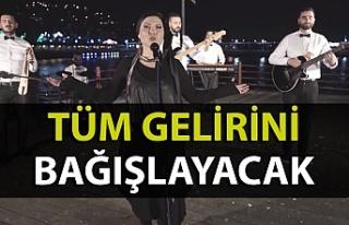 Zonguldaklı sanatçı youtube gelirini kanserli çocuklara...