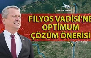 Başkan Kantarcı'dan Filyos Vadisi'ne optimum...