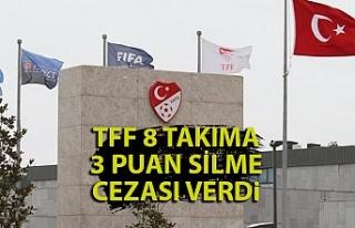 TTF'den flaş karar... Açıklamada Zonguldak...