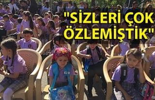 """Vali Erdoğan öğrencilere seslendi: """"Sizleri..."""
