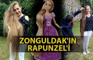 Zonguldak'ın Rapunzel'i