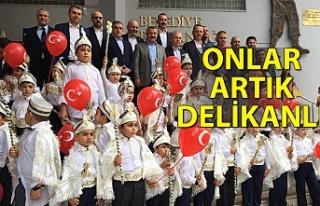 Zonguldak Belediyesinden sünnet şöleni!