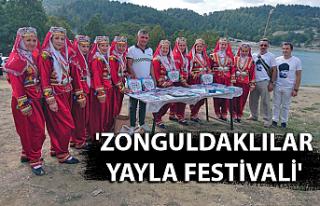 'Zonguldaklılar Yayla Festivali'