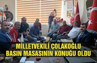Milletvekili Çolakoğlu: ''Zonguldak-Ankara...