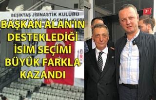 Ömer Selim Alan'in desteklediği isim seçimi...