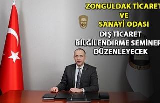 Zonguldak Ticaret ve Sanayi Odası Dış Ticaret Bilgilendirme...
