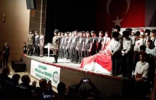 Atatürk ebediyete intikalinin 81.yılı Çaycuma'da...
