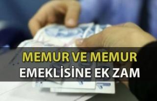 Dün açıklanan enflasyon verisiyle memur ve memur...