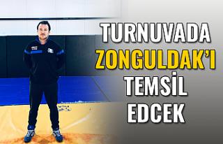 Turnuvada Zonguldak'ı Temsil Edecek