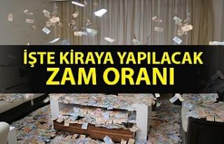 2020 kira artış oranı TEFE TÜFE enflasyon oranları...