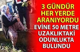 3 gündür her yerde aranıyordu… Evine 50 metre...
