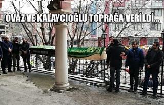 25 saatte kurtarılmışladı: Ovaz ve Kalaycıoğlu...