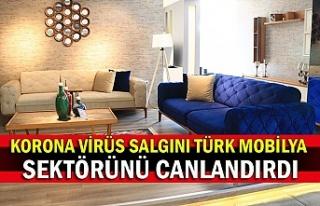 Korona virüs salgını Türk mobilya sektörünü...