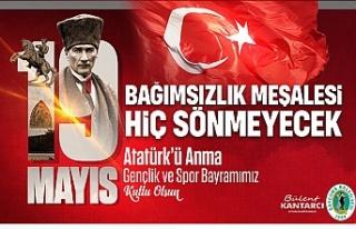 Çağdaş ve demokratik Türkiye'yi gençlerle kuracağız