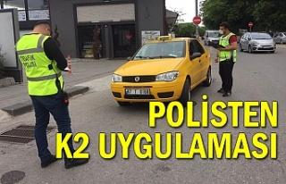 Polisten K2 uygulaması