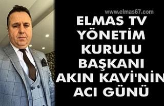 Elmas TV yönetim kurulu başkanı Akın Kavi'nin...