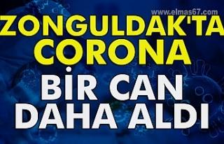 Zonguldak'ta Corona bir can daha aldı.
