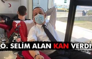 Ö. Selim Alan kan verdi
