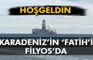 Karadeniz'in Fatih'i Filyos'da