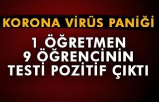 Korona virüs paniği