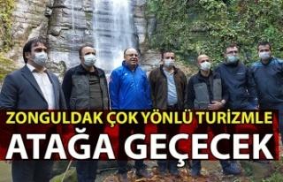 Zonguldak çok yönlü turizmle atağa geçecek