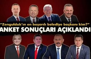 Zonguldak'ın en başarılı belediye başkanı...