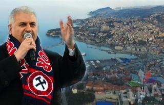 Başbakandan önemli müjde... Zonguldak yok sayılmıştı...