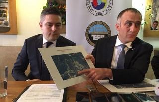 """""""Elvanpazarcık'ta küçük sanayi sitesi kurmak..."""