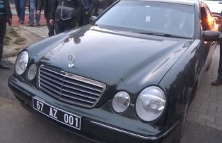 Mercedes Toros'u solladı...