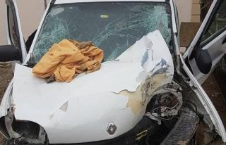 Ankara'da kaza yaptılar...