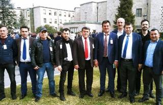 Gazetecilerin Ankara çıkarması… Sorunlar aktarıldı…