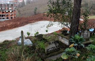 Mezarlara kadar kazıldı... Tepkiye neden oldular...