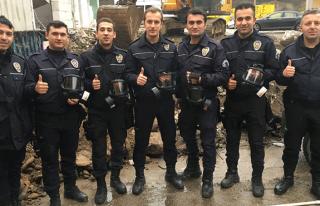 Polis hazır!