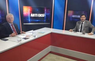 Metin Köse, Artı Eksi'de soruları yanıtadı...