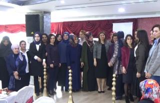 'Dünyayı kadınlar güçlendirecek...'
